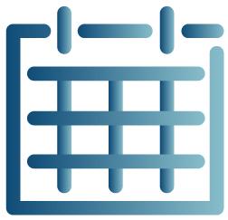 assured direct care calendar vector